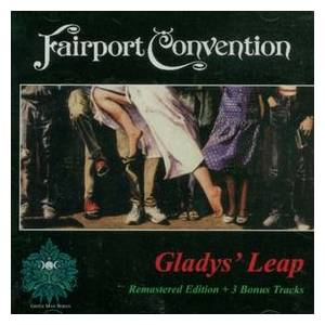 Fairport Convention: Gladys' Leap - Cover