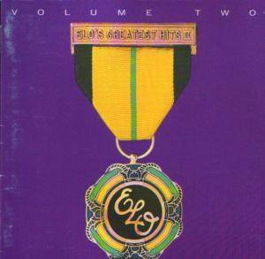 Electric Light Orchestra: Greatest Hits Volume Two - Cover