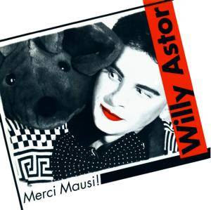 Cover - Willy Astor: Merci Mausi