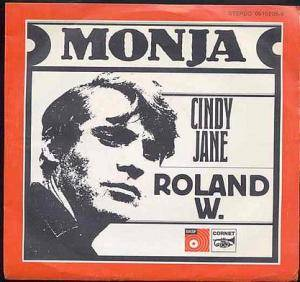 Cover - Roland W.: Monja