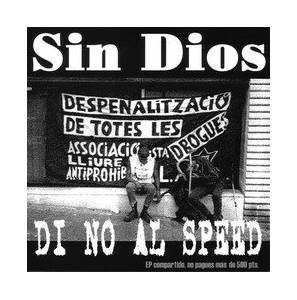 Cover - Sin Dios: Di No Al Speed/Requiem