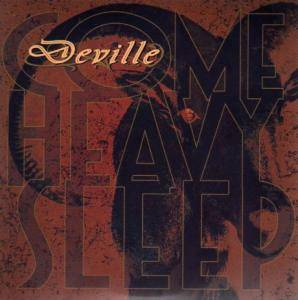 Deville: Come Heavy Sleep - Cover