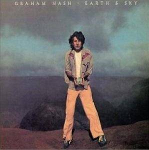 Graham Nash: Earth & Sky - Cover