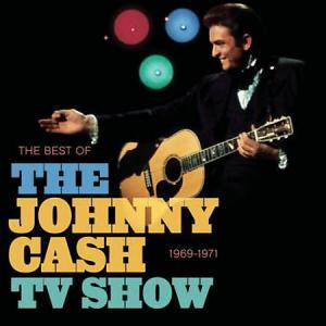 Best Of The Johnny Cash TV Show 1969-1971, The - Cover
