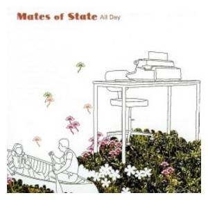 Cover - Mates Of State: All Day