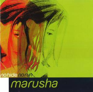 Cover - Marusha: No Hide No Run
