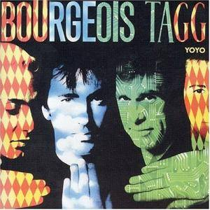 Bourgeois Tagg: Yoyo - Cover