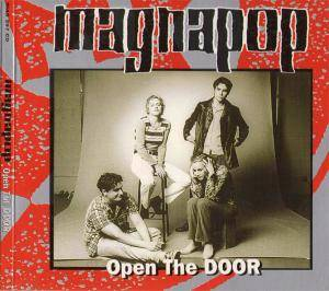 Cover - Magnapop: Open The Door