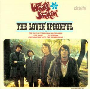 Cover - Lovin' Spoonful, The: What's Shakin'