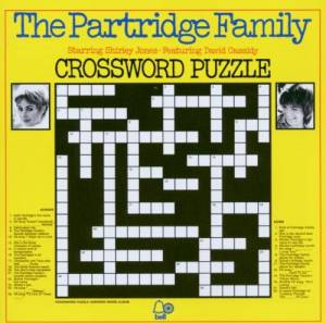 The Partridge Family: Crossword Puzzle - Cover