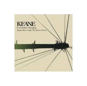 Keane: Everybody's Changing - Cover