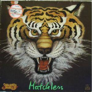 Cover - Saragossa Band: Matchless