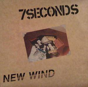 Cover - 7 Seconds: New Wind