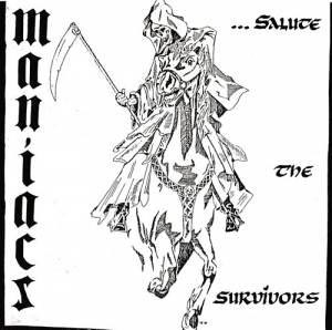 Cover - Maniacs: Salute The Survivors