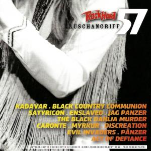Rock Hard - Lauschangriff Vol. 057 - Cover
