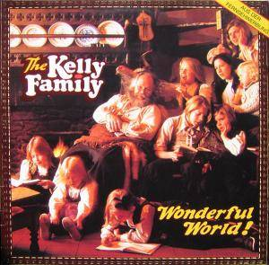 The Kelly Family: Wonderful World! - Cover
