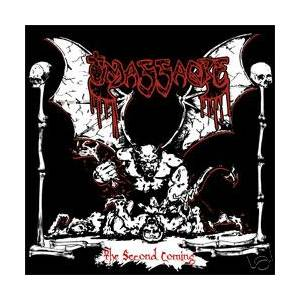 Cover - Massacre: Second Coming, The