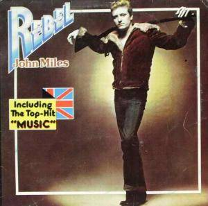 John Miles: Rebel (LP) - Bild 1