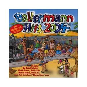 Cover - O-Zone: Ballermann Hits 2004