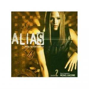 Cover - Michael Giacchino: Alias - Season 2