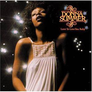 Donna Summer: Love To Love You Baby - Cover