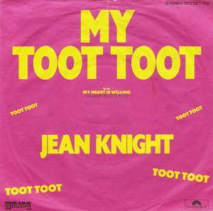 Cover - Jean Knight: My Toot Toot