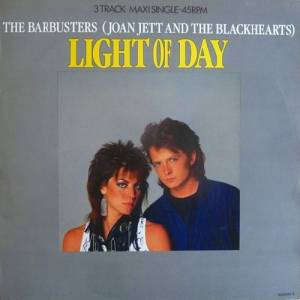 Cover - Joan Jett: Light Of Day
