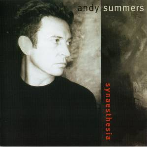 Cover - Andy Summers: Synaesthesia
