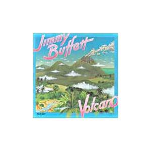 Jimmy Buffett: Volcano - Cover