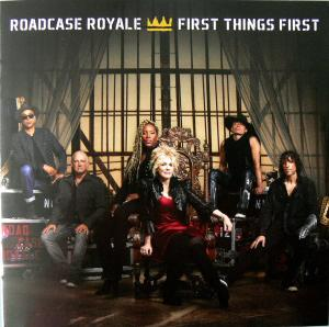 Roadcase Royale: First Things First - Cover
