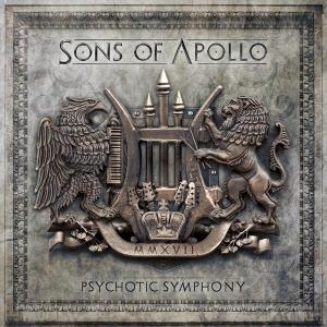 Sons Of Apollo: Psychotic Symphony - Cover