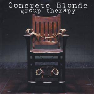 Cover - Concrete Blonde: Group Therapy