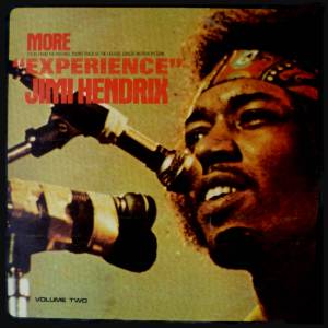Jimi Hendrix: More Experience Vol.2 - Titels From The Original Soundtrack - Cover
