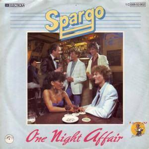 Cover - Spargo: One Night Affair