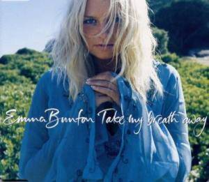 Cover - Emma Bunton: Take My Breath Away
