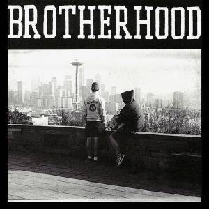 Cover - Brotherhood: Words Run...As Thick As Blood