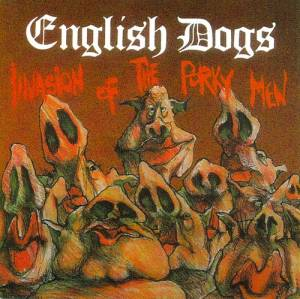 Cover - English Dogs: Invasion Of The Porky Men