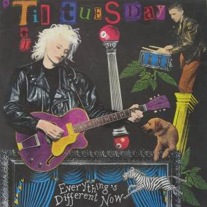 Cover - 'Til Tuesday: Everything's Different Now