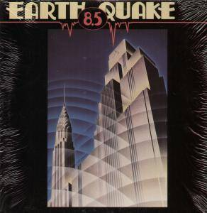 Earth Quake: 8.5 - Cover
