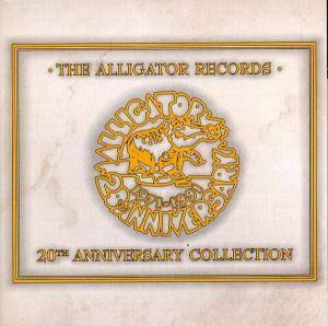 Cover - Hound Dog Taylor: Alligator Records 20th Anniversary Collection, The