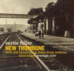 Cover - Curtis Fuller: New Trombone