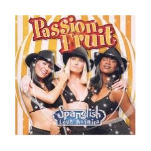 Cover - Passion Fruit: Spanglish Love Affair