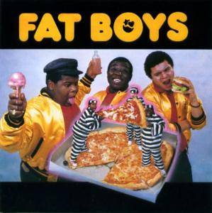 Cover - Fat Boys, The: Fat Boys