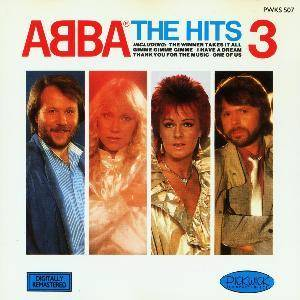 ABBA: Hits 3, The - Cover