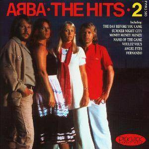 ABBA: Hits 2, The - Cover