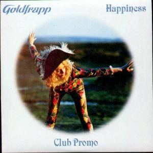 Goldfrapp: Happiness - Cover