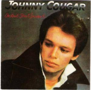 Johnny Cougar: Chestnut Street Incident - Cover