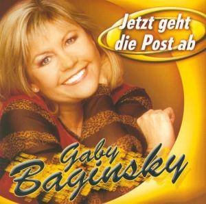 gaby baginsky jetzt geht die post ab cd 2002. Black Bedroom Furniture Sets. Home Design Ideas