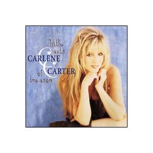 Cover - Carlene Carter: Little Acts Of Treason