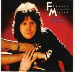 Frankie Miller: Standing On The Edge - Cover